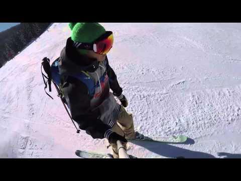 Skiing 2016 - Les Arcs