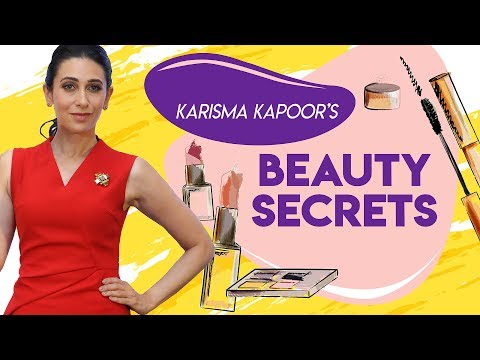 REVEALED: Karishma Kapoor's Beauty Secrets! | Hauterfly | Celebrity Skincare | Beauty