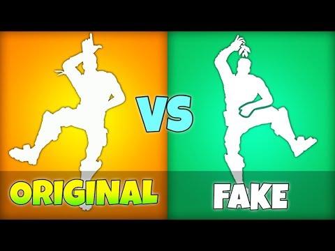 Original Take The L Vs Take The L V3 Free Emote Fortnite Battle