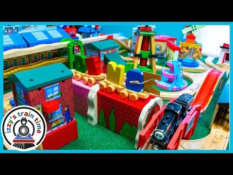 Toy Trains for Kids! DOUGLAS AND THE DENSE TRACK WITH THOMAS AND FRIENDS