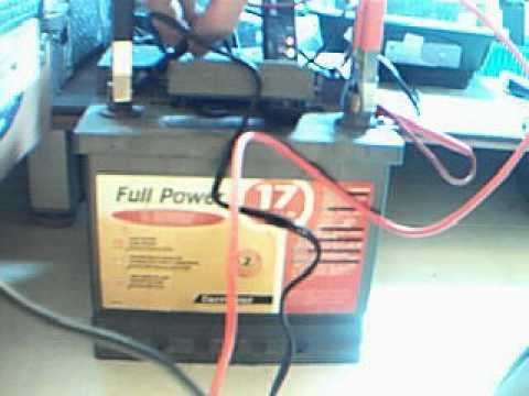 Tipos de bateria para carro