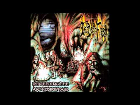 Deeds Of Flesh - Feeding Time