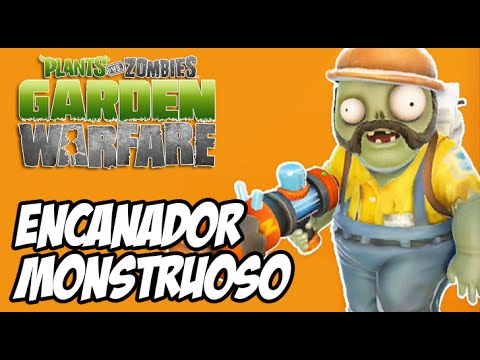 Plants vs Zombies Garden Warfare Encanador CONTINUA MONSTRUOSO