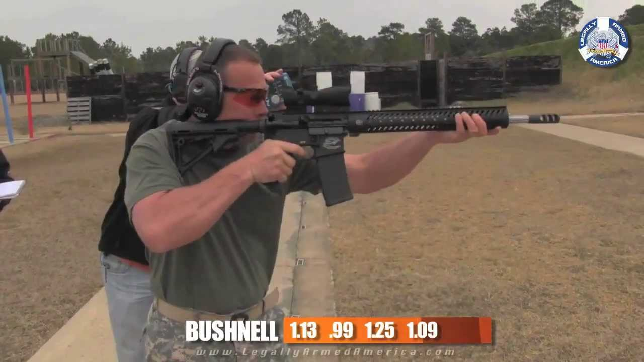 Mid Level Ar 15 Optics Review Performance At A Reasonable