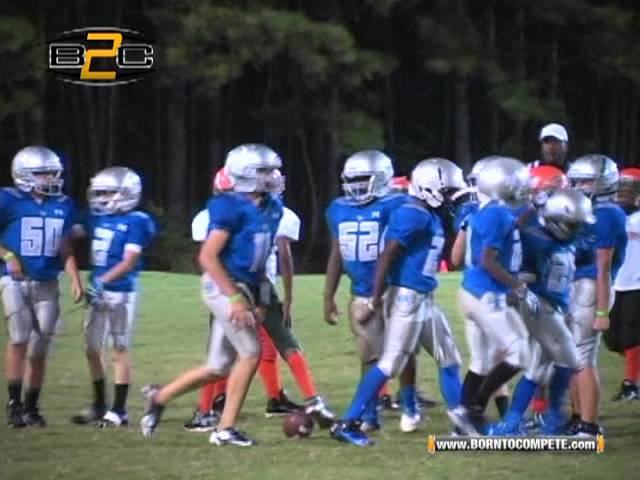 B2C: South Forsyth vs GA Rattlers - 10U