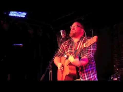 Austin Jenckes Performing the Nashville Underground Radio Launch Party