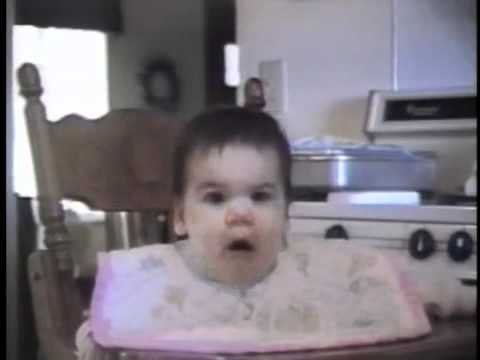 Americas Funniest Home Videos Part 73 - (Babies making funny faces while eating)