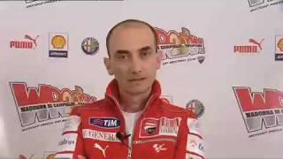 Ducati unveil 2010 MotoGP bike