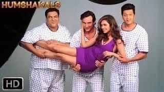 Humshakals Photoshoot | Saif Ali Khan, Riteish Deshmukh & Ram Kapoor