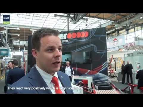 IQ-Grid Introduction by Thomas van Workum - VanRiet Material Handling Systems