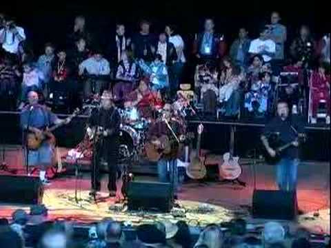 Los Lobos (w/ Neil Young) 'Cinnamon Girl' 2005