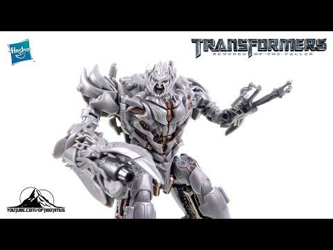Optibotimus Reviews: Transformers Studio Series Voyager Class MEGATRON