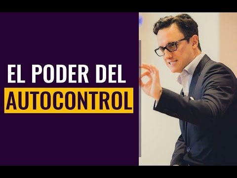 El poder del auto control / Juan Diego Gómez