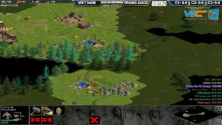AOE|| 4VS4|| SHOWMATCH VIỆT NAM VS CHINA 04/7/2017
