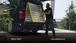 Wheelchair Van Ramps _ Extremely Easy to Use