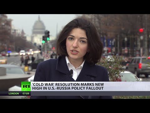 From Reset to Cold War 2? Resolution against Russia passed in US House
