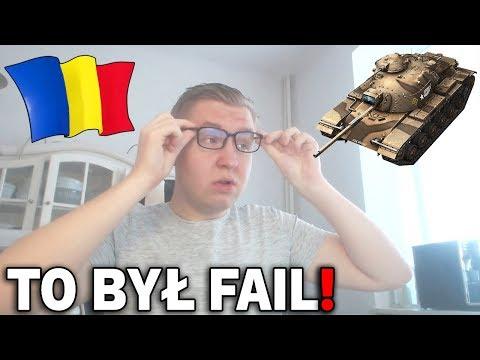 CO JA ZROBIŁEM? - Polska vs Rumunia - World of Tanks