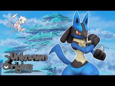 Lucario's Rise To Fame (Pokémon) - Unknown Origins