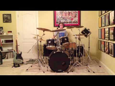 Moby Dick (Led Zeppelin) - Drum Cover