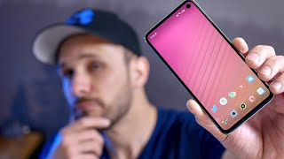 Samsung Galaxy S10e Review - BIXBY Button FTW