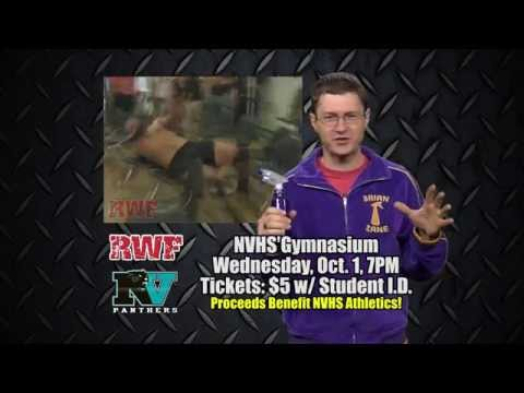 RWF North Valleys High School commercial