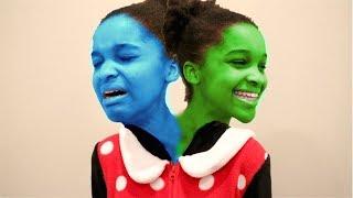 Bad Baby Shasha GOES CRAZY! - Shiloh and Shasha - Onyx Kids