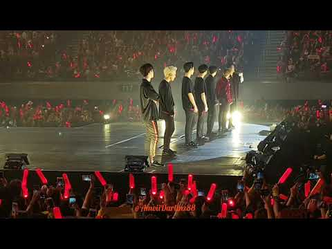 181111 IKON CONTINUE TOUR In MANILA - RHYTHM TA, SMENT, COCKTAIL & ONLY YOU