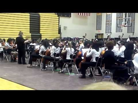 Hazelwood Middle School Orchestra Feb 2014