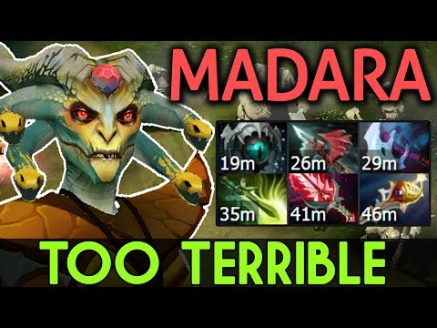 MADARA Dota 2 [Medusa] SoloMid - Too Terrible