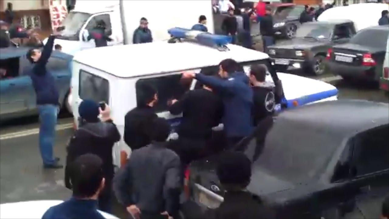 Бойцы ММА были избиты в уличной драке (ВИДЕО