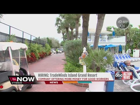 St. Pete Beach resort adding jobs, growing wages