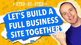 How To Create A Business Website With WordPress Using Brizy And Astra