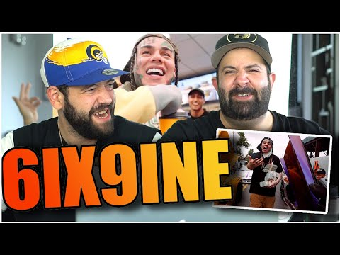 NASTY BEAT!! 6IX9INE- PUNANI (Official Music Video) *REACTION!!