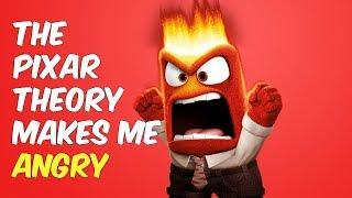The Pixar Theory Makes Me Angry