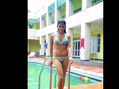 Hot Malayalam Actress Ritika's Sexiest Bikini Stills! video