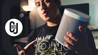 Sonos Play:1 Hands-On Review - Great Home Wireless Audio Solution!