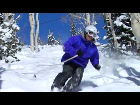 Deer Valley Powder Skiing