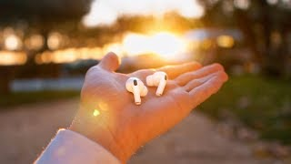 AirPods Pro review: they aren't what you think.