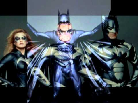 Batman & Robin: Interview de George Clooney alias Batman - par Cinewebradio.com