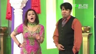 Nargis and Naseem Vicky New Pakistani Stage Drama Full Comedy Clip