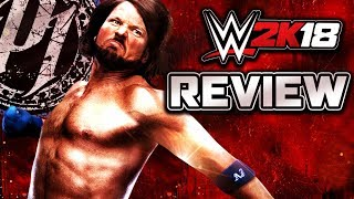 WWE 2K18 Review – Here Comes The Pain!