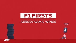 F1 Firsts: Aerodynamic Wings | Race 1000