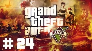 [PS3] Zagrajmy w GTA V #24 - Faza Michaela