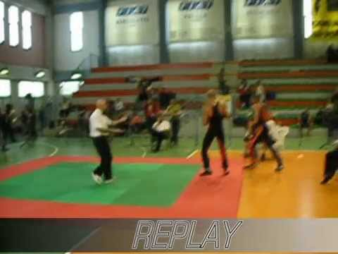 Savate: Campionati Italiani Assalto 2007 - Savate Fight Image 1