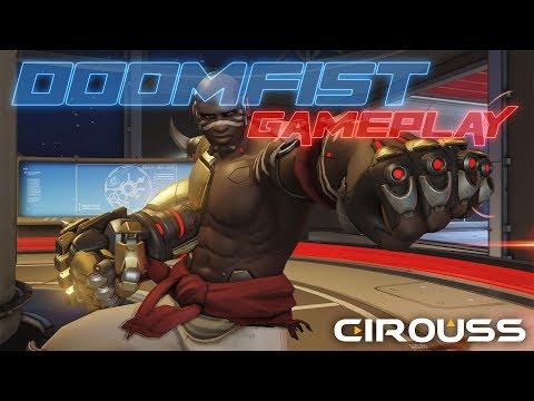 Overwatch PTR | DOOMFIST angespielt / Gameplay Skill Vorstellungen / Erklärungen | Cirouss | Deutsch