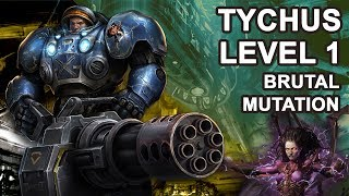 Starcraft 2 Co-op Brutal Mutation: Get out more [ Tychus ]