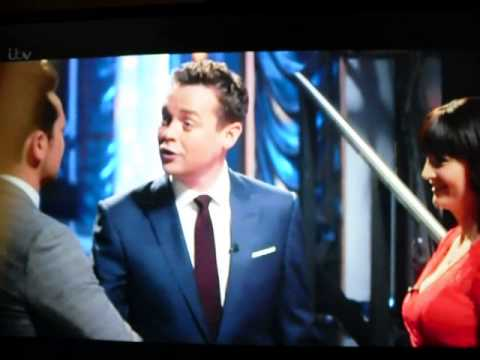 Ray Quinn, wk 1 Get Your Act Together