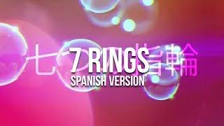 Ariana Grande 7 Rings Spanish Version Alej Cázares