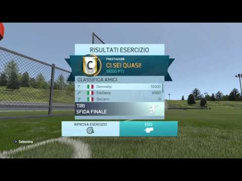 FIFA 16 PS4-Gameplay ITA Prove Abilità Tiri
