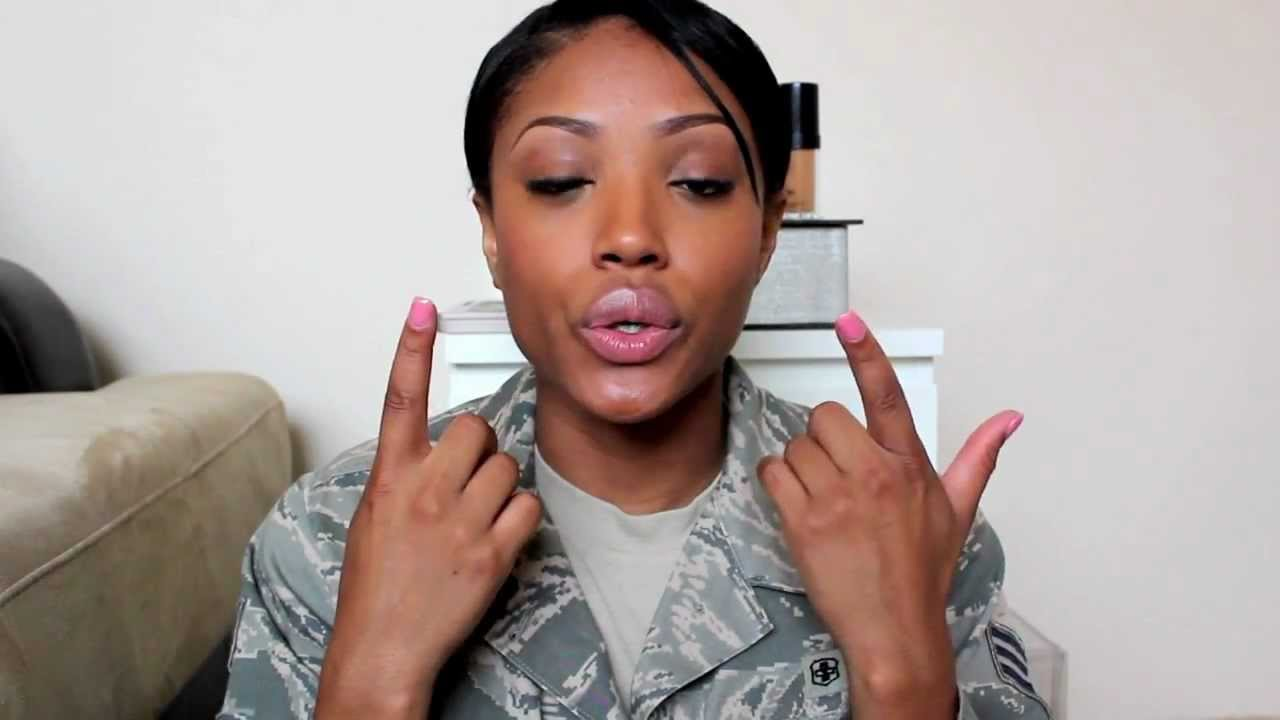 Blabbage Air Force Beauty Do S And Don Ts Updated Youtube